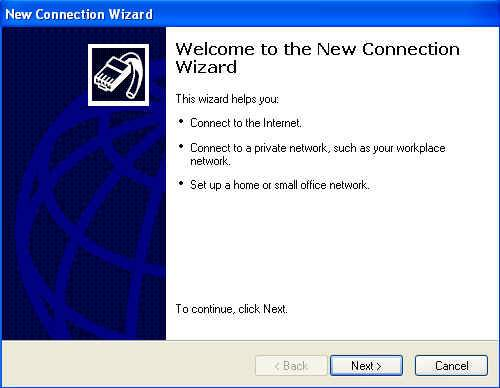 XP Dial Up 7